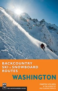 Backcountry Ski & Snowboard Routes: Washington