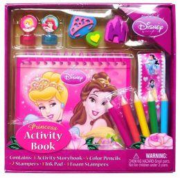 Disney Princess 7x7 Boxed Stamp Set