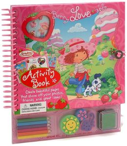 Strawberry Shortcake: Mini Activity Book