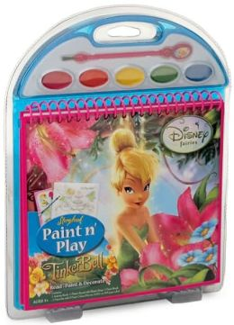 Disney Fairies Paint N Play