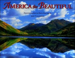 2007 America the Beautiful Wall Calendar