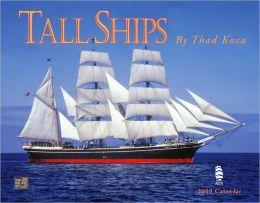 2009 Tall Ships Wall Calendar