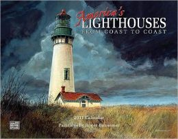 2011 America's Lighthouses Wall Calendar