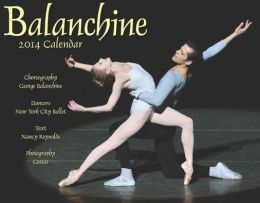 2014 Balanchine Wall Calendar
