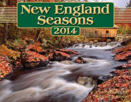 2014 New England Seasons Wall Calendar