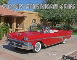 2014 American Classic Cars Wall Calendar