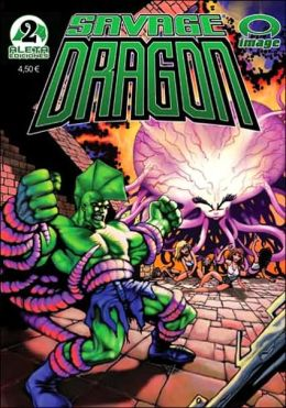Savage Dragon Vol 2: En espanol: Savage Dragon Vol 2: In Spanish