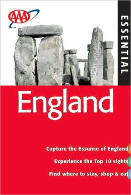 AAA Essential England (AAA Essential Guides Series)