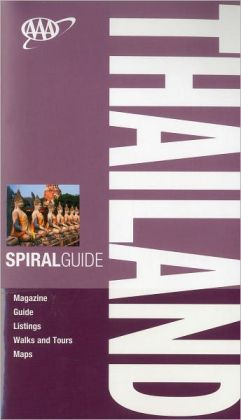 AAA Spiral Thailand, 4th Edition