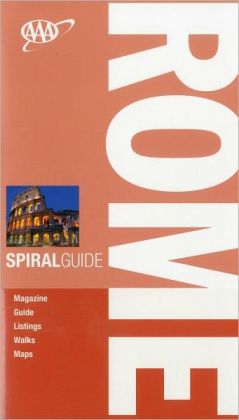 AAA Spiral Rome, 7th Edition