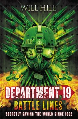 Battle Lines (Department 19 Series #3)