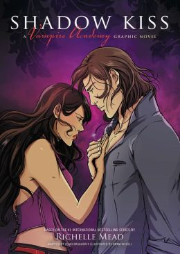 Shadow Kiss: A Graphic Novel