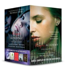 Vampire Academy Box Set 1-4