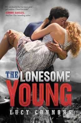 The cover of The Lonesome Young