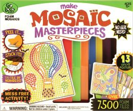 Mosaic Art Large Kit