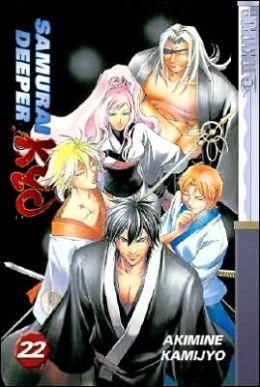 Samurai Deeper Kyo, Volume 22