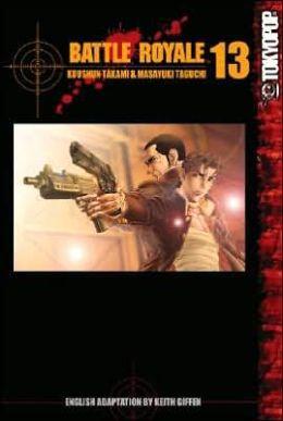 Battle Royale, Volume 13