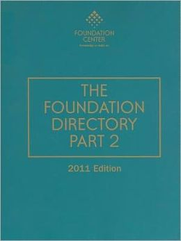 The Foundation Directory 2011