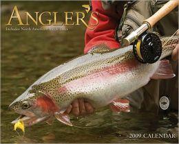 2009 Angler's Wall Calendar