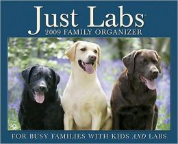 Just Labs Family Organzier