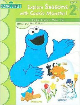 Sesame Street Toddler Time: Explore Seasons with Cookie Monster!