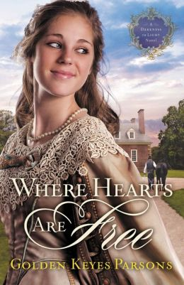 Where Hearts Are Free (Darkness to Light Series #3)