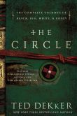 Book Cover Image. Title: The Complete Circle Series (Black/Red/White/Green), Author: Ted Dekker