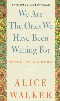 We Are the Ones We Have Been Waiting for: Inner Light in a Time of Darkness