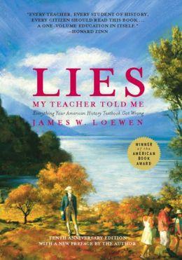 Lies my teacher told me chapter summaries