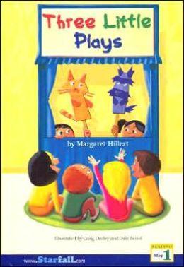 Three Little Plays