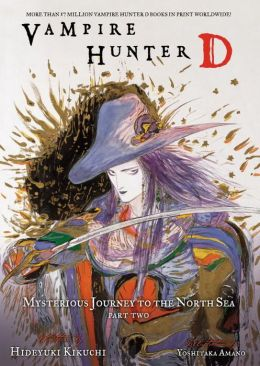 Vampire Hunter D, Volume 8: Mysterious Journey to the North Sea, Part Two