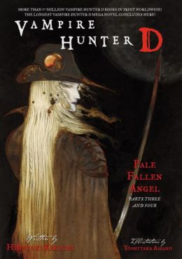 Vampire Hunter D, Volume 12: Pale Fallen Angel Parts Three and Four