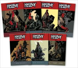 The Hellboy Collection: The Story So Far, Volumes 1-7 Bundle