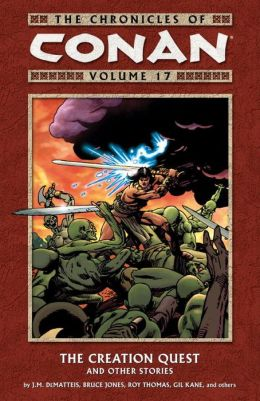 The Chronicles of Conan, Volume 17