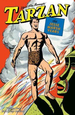 Tarzan Archives: The Jesse Marsh Years, Volume 1