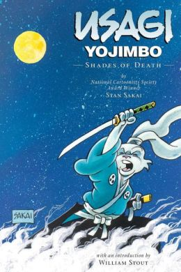 Usagi Yojimbo, Volume 8: Shades of Death