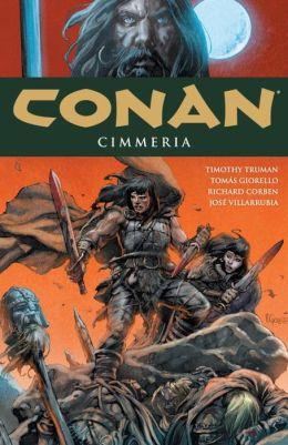 Conan, Volume 7: Cimmeria