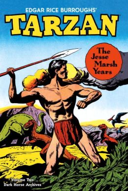 Tarzan Archives: The Jesse Marsh Years, Volume 2