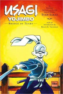 Usagi Yojimbo, Volume 23: Bridge of Tears