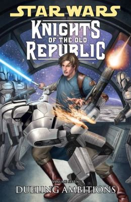 Star Wars Knights of the Old Republic, Volume 7: Dueling Ambitions