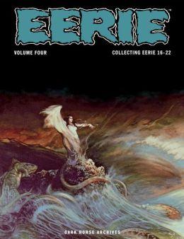 Eerie Archives, Volume 4