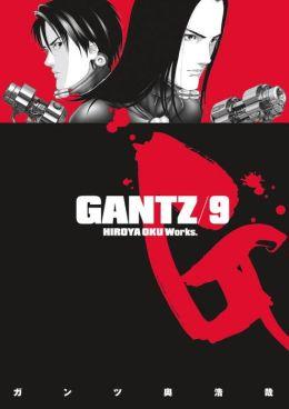 Gantz, Volume 9