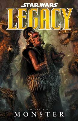 Star Wars Legacy, Volume 9: Monster