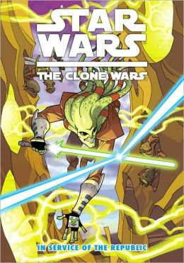 Star Wars The Clone Wars, Volume 2: In Service of the Republic