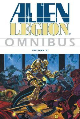 Alien Legion Omnibus, Volume 2