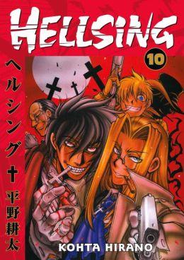 Hellsing, Volume 10