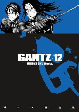 Gantz, Volume 12