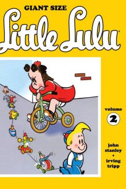 Giant Size Little Lulu, Volume 2