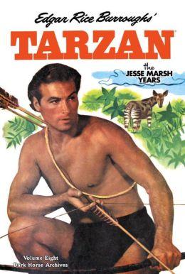 Tarzan: The Jesse Marsh Years, Volume 8