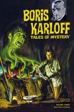 Boris Karloff Tales of Mystery Archives, Volume 3